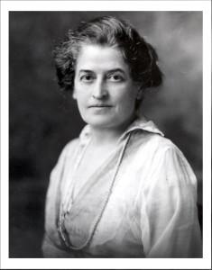 Juliette Low in Pearls 1922