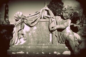 Rose Hill Monument by Jennifer Anne Sparatore