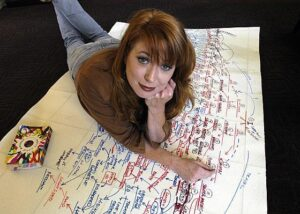 Heather & Her Map