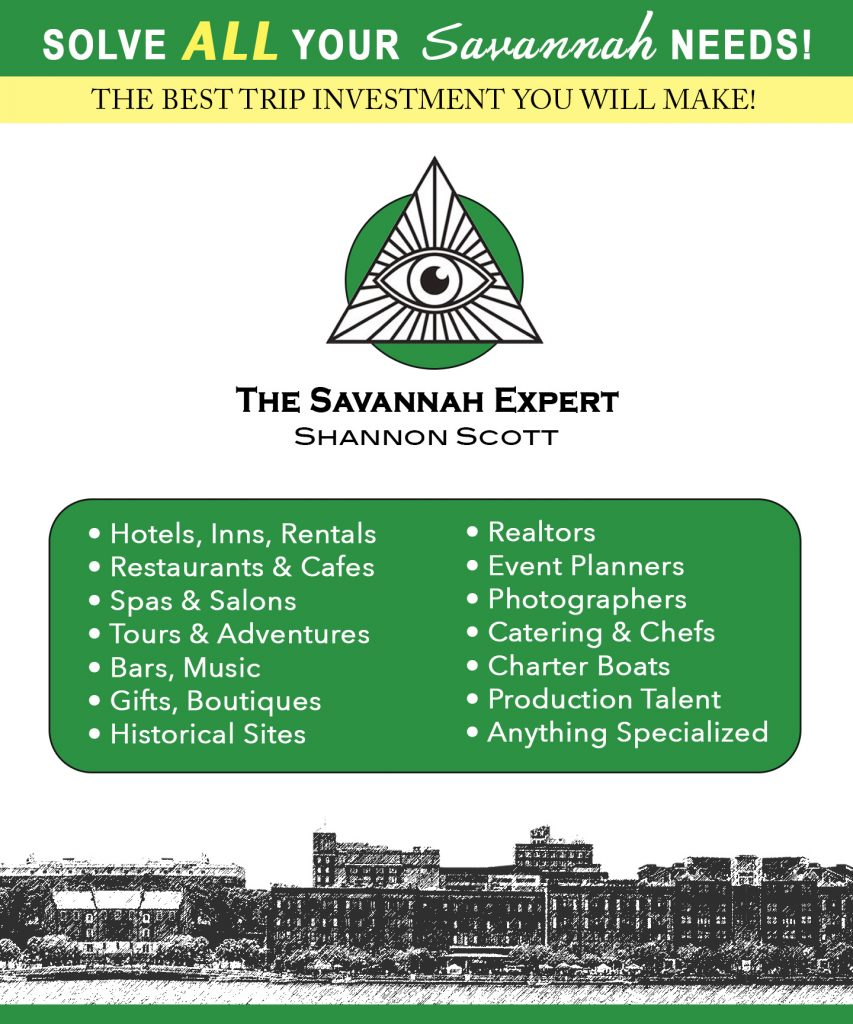 Ask the Savannah Expert!